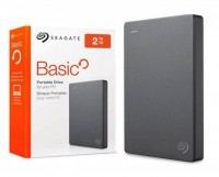 DISCO DURO PORTABLE 2 TB SEAGATE BASIC 3.0