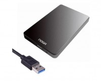 GAVETA EXTERNA USB CARRY DISK NOGANET USB 3.0 5GBPS METALICA