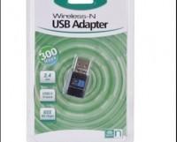 RECEPTOR USB WIFI 802.11N 300MBPS